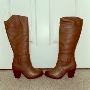Ariat High Society Knee High Boots